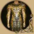 Alfar Dragon Armour Full Set